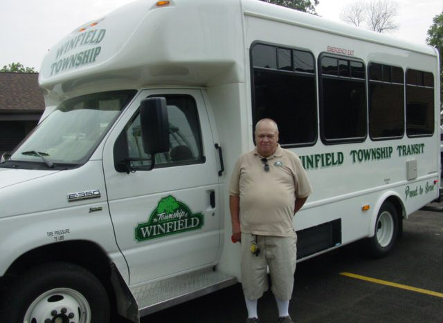 Senior and Disabled Bus Service
